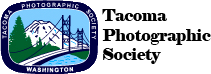 Tacoma Photographic Society Logo